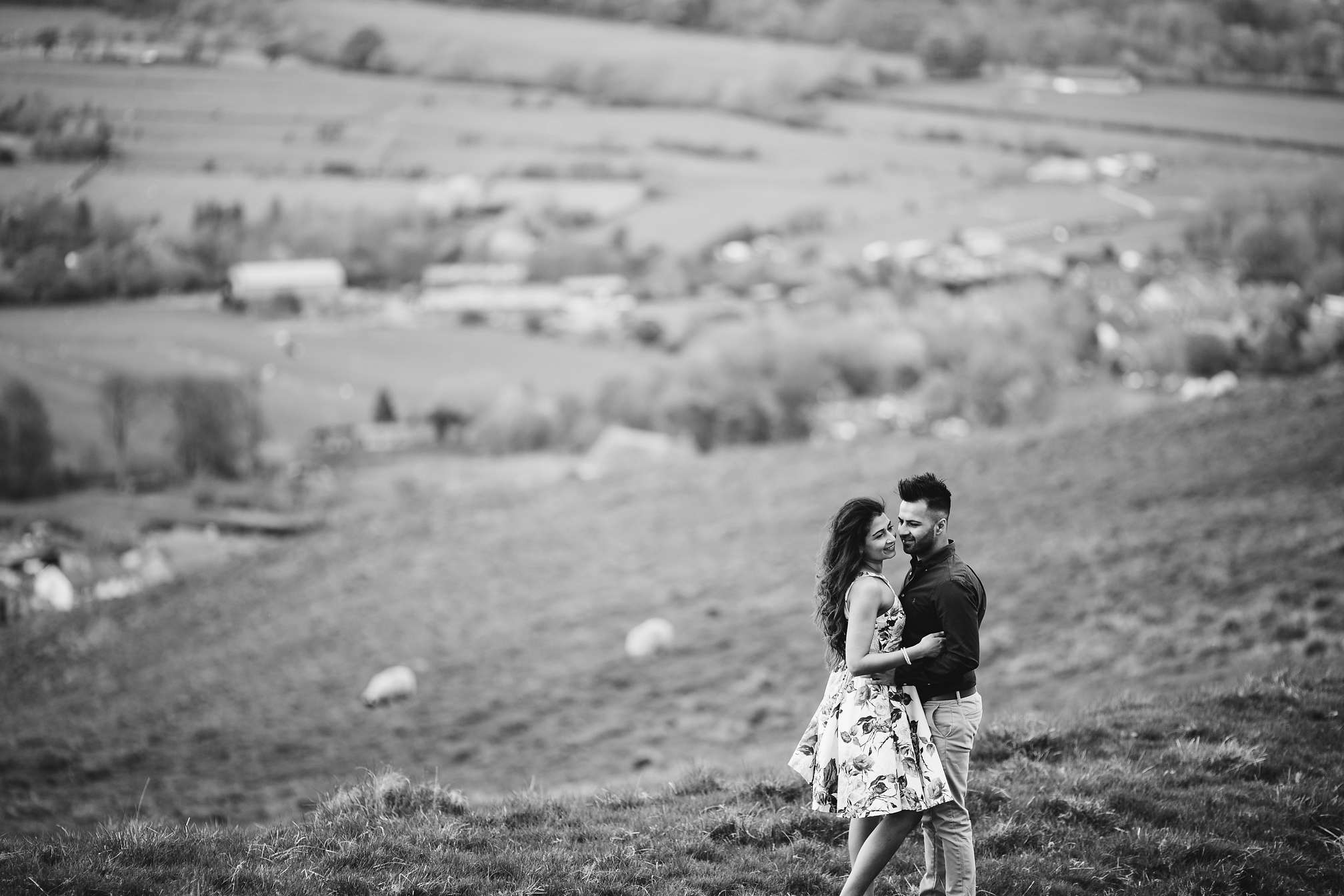 Peak District - Kajal and Mayur Pre-Wedding Shoot 04