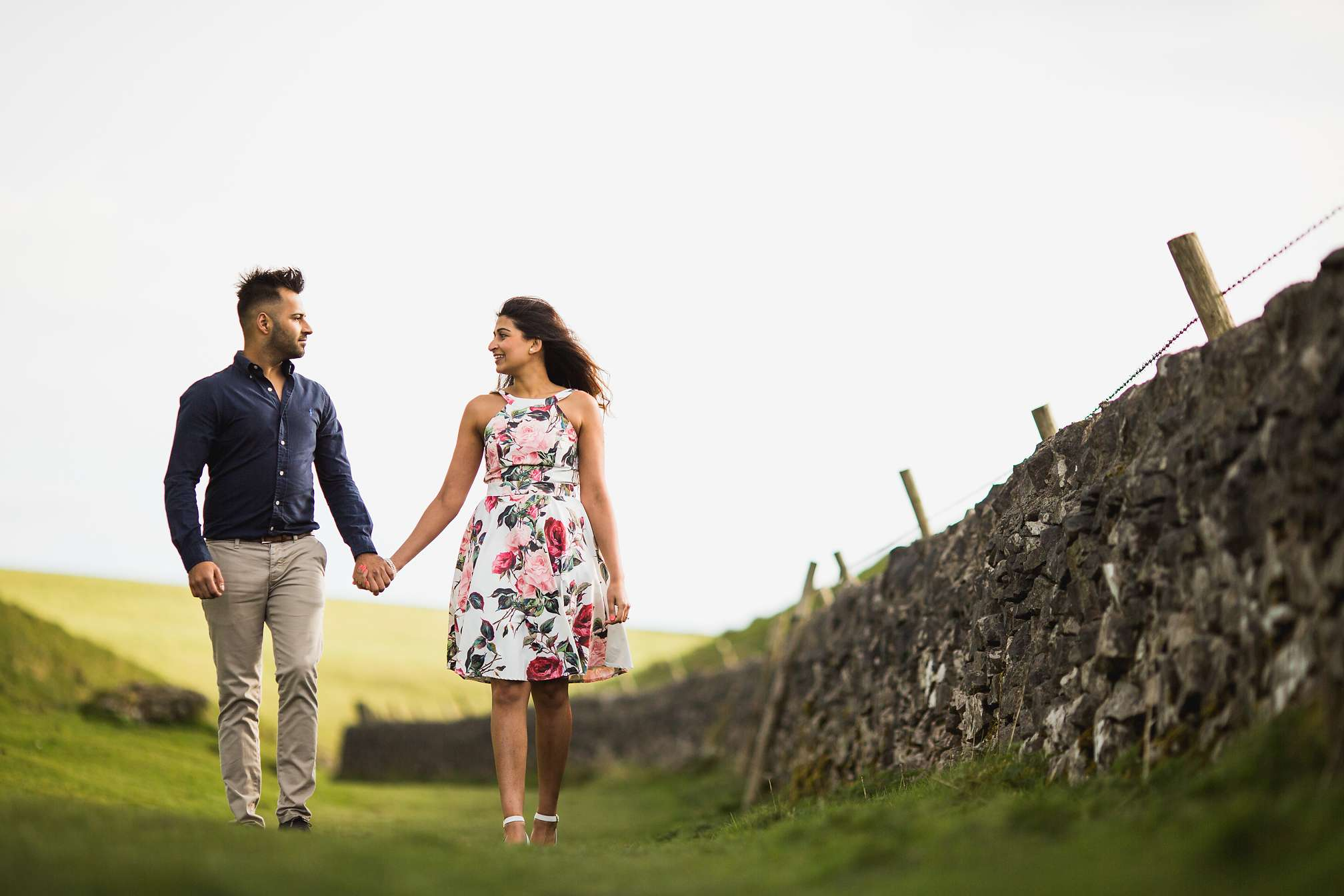 Peak District - Kajal and Mayur Pre-Wedding Shoot 05