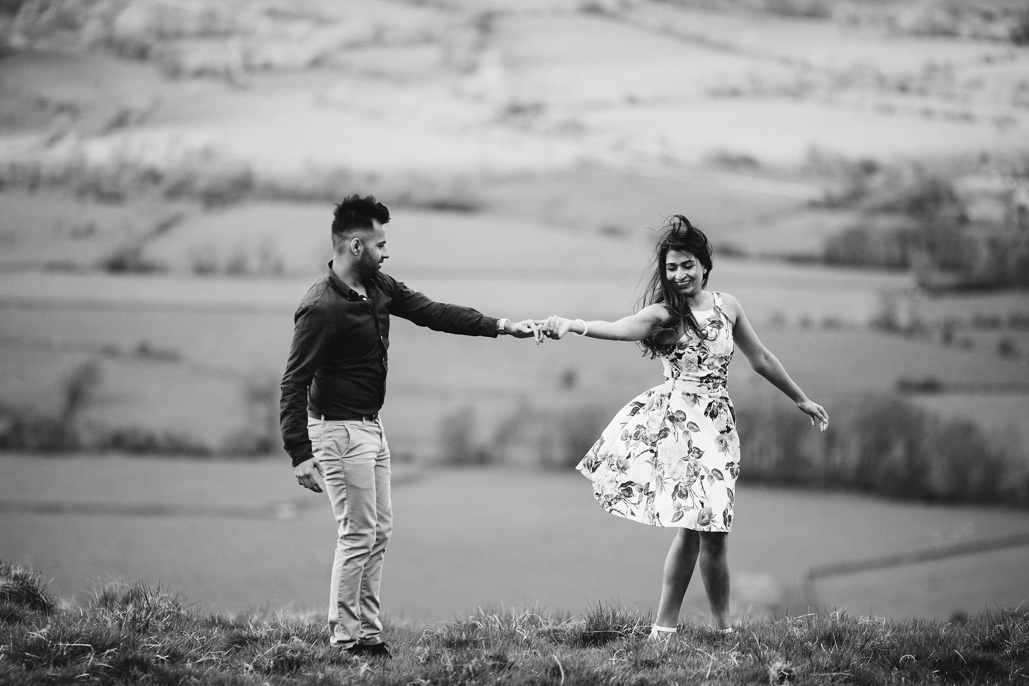 Peak District - Kajal and Mayur Pre-Wedding Shoot 06