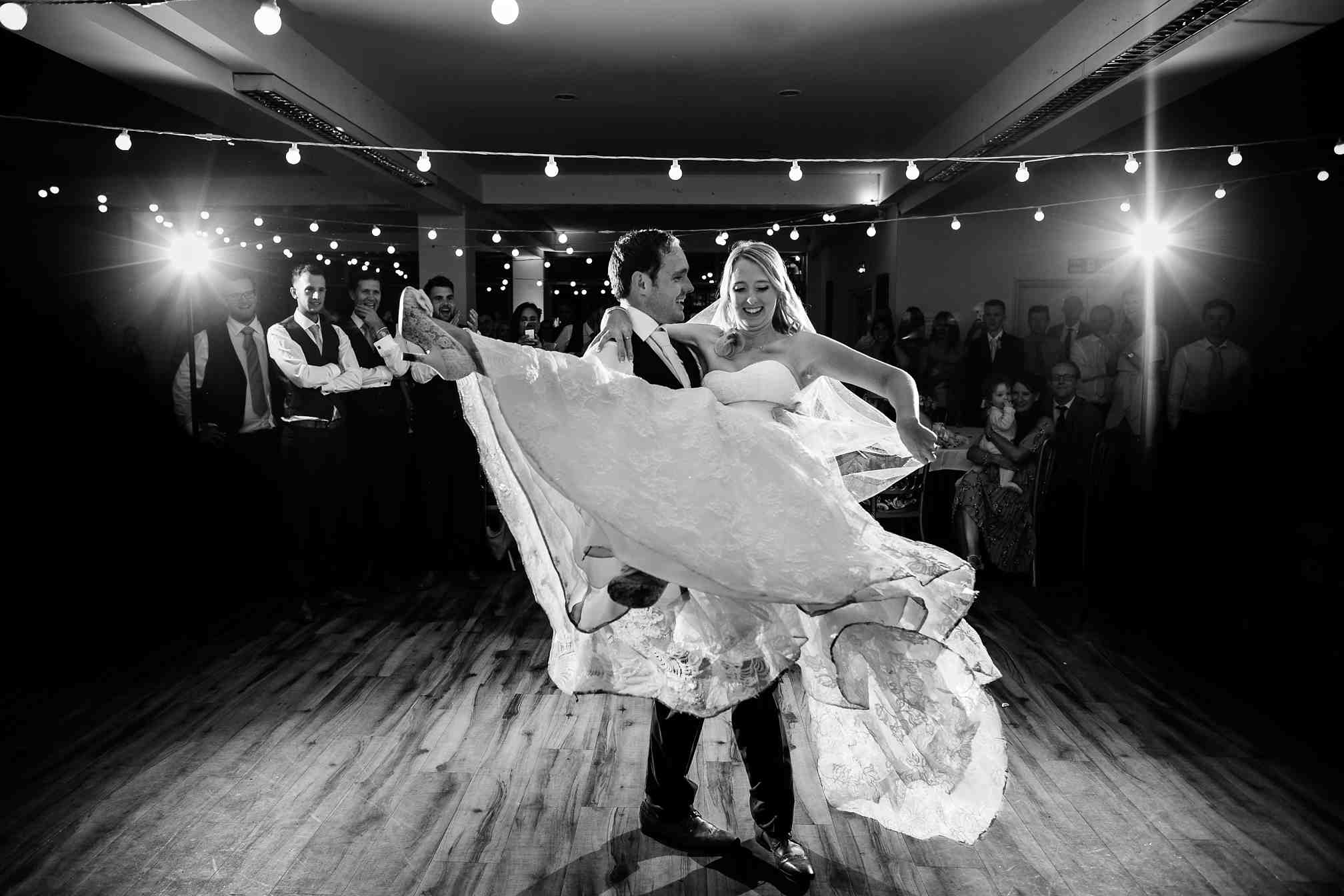 The PowderMills Hotel - First Dance