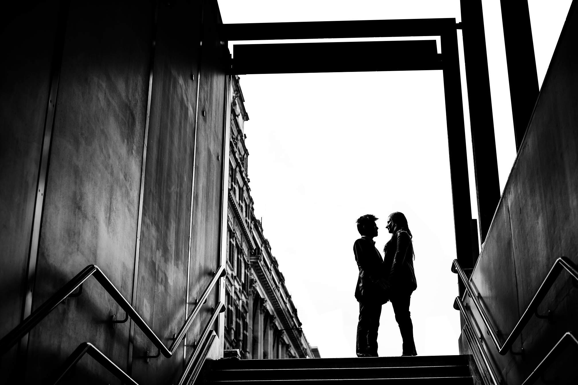 Covent Garden, London - Pre-Wedding Shoot