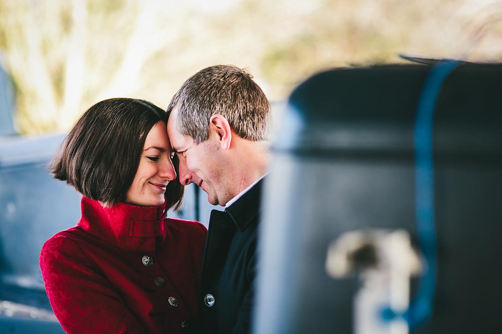 Rachel + Lee Engagement