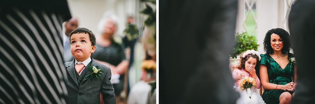 Rhea + Tom Wedding