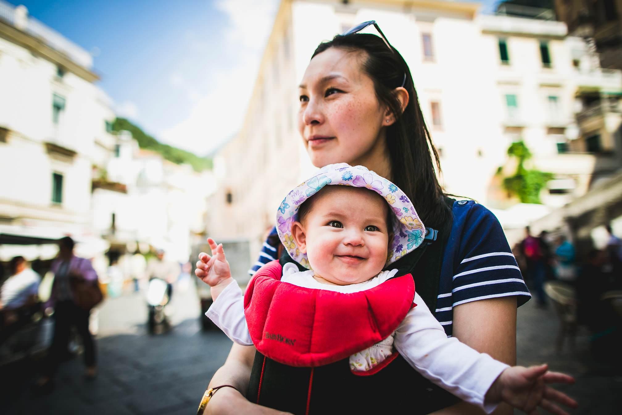 Pretty Chinese Baby