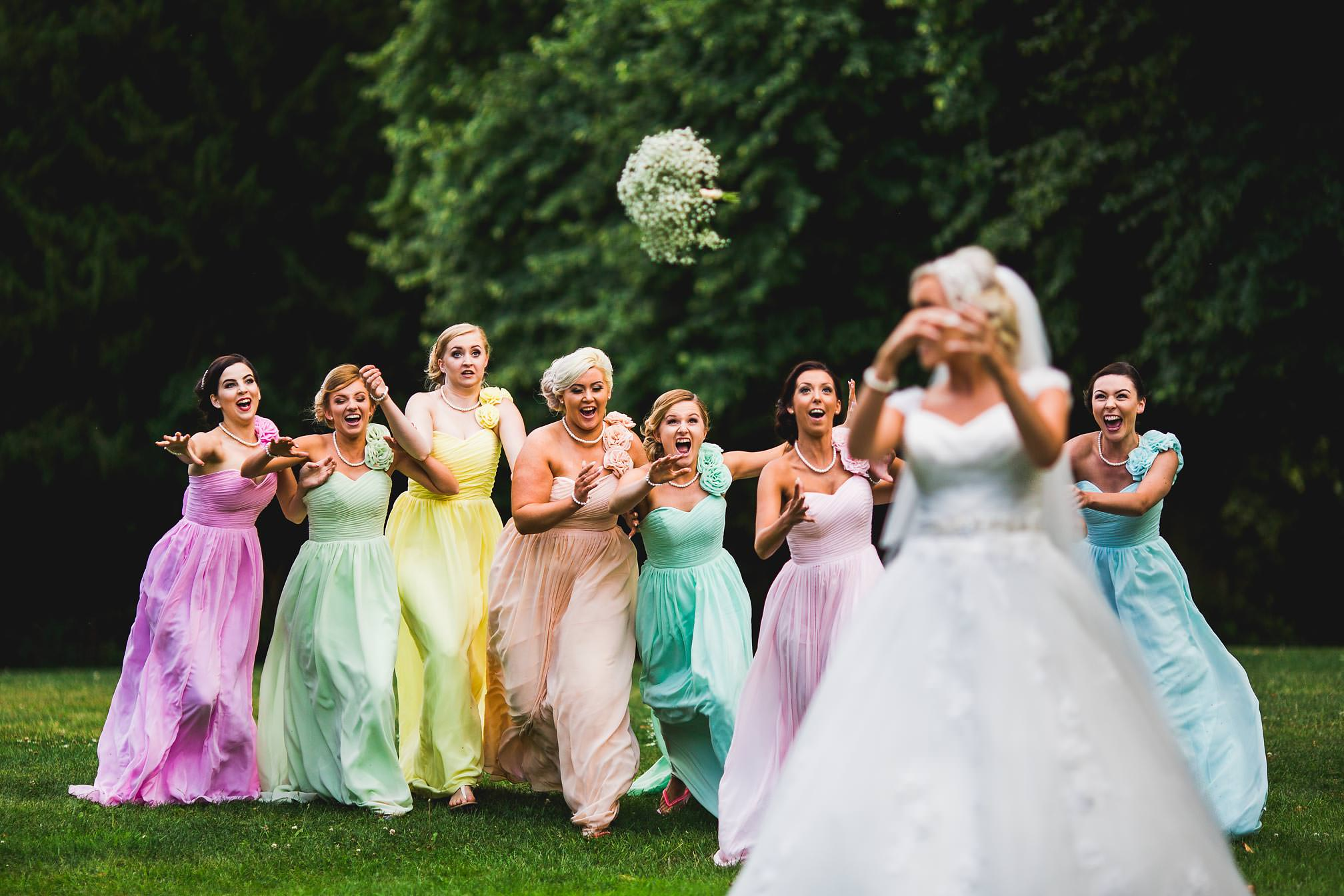 Rangefinder Magazine 30 Rising Stars of Wedding Photography 2017 - Tossing the Bouquet