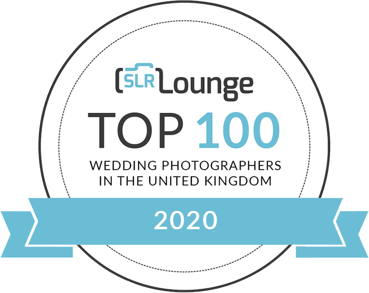 SLR Lounge - 100 Best Wedding Photographers in the UK for 2020