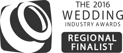 The Wedding Industry Awards 2015 Regional Finalist