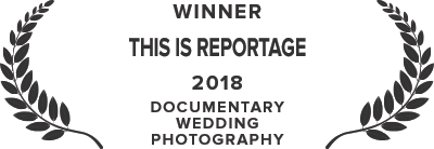 This is Reportage Award - 2018