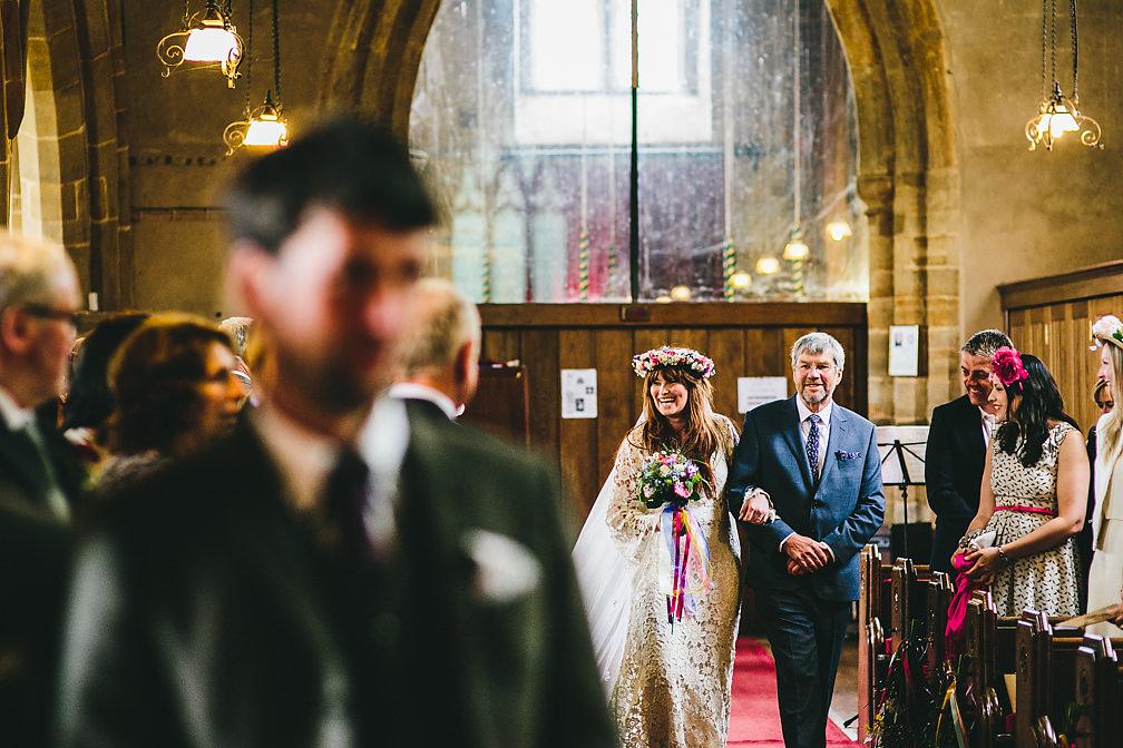 Northants Tipi Wedding