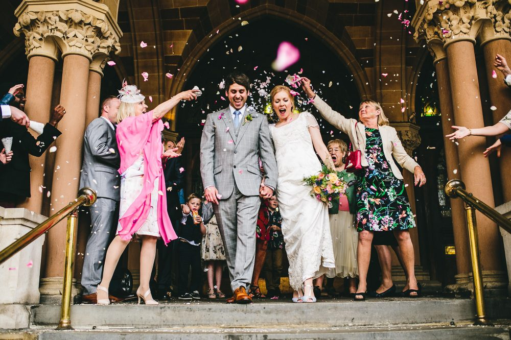 Northamptonshire Guild Hall Confetti