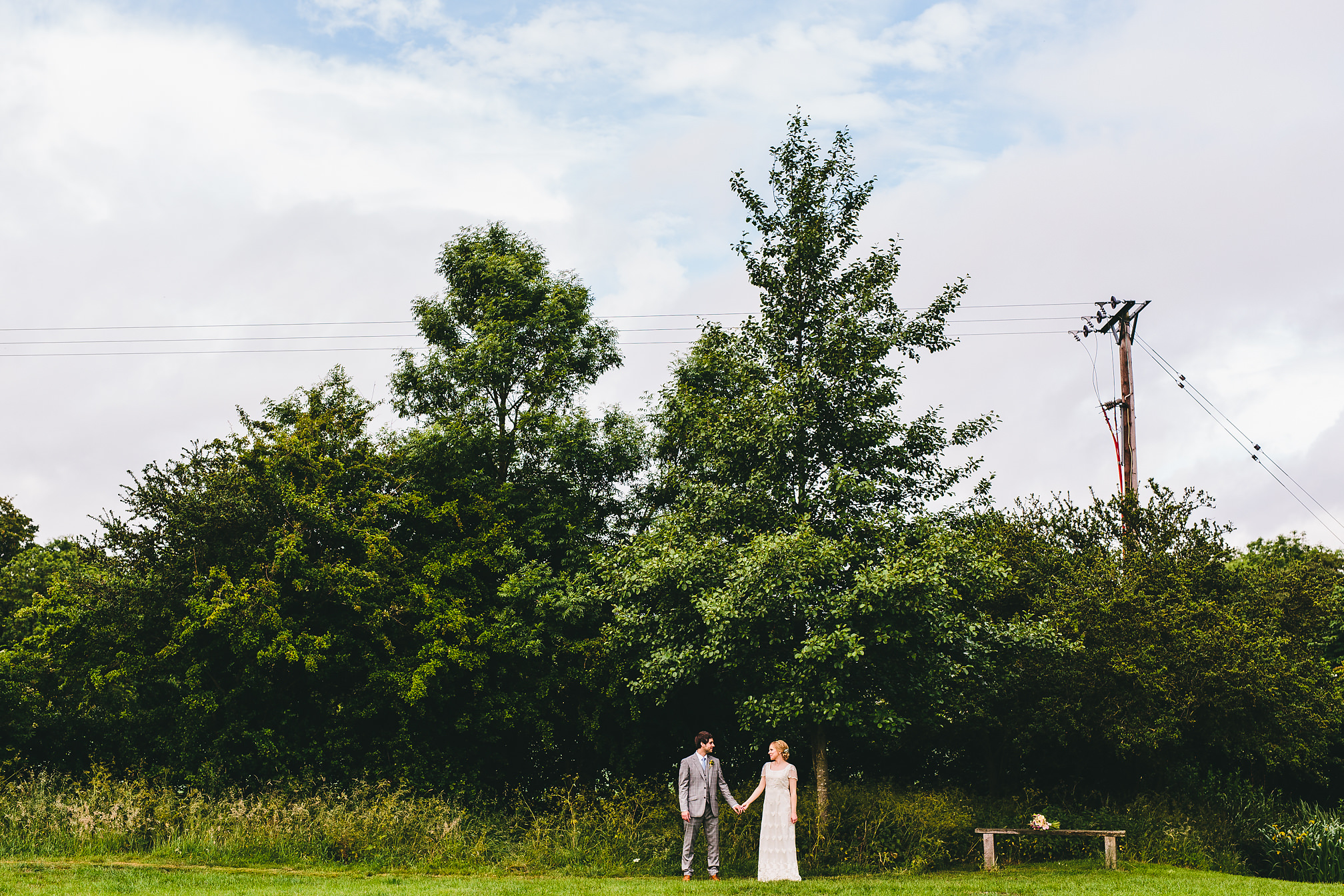 Northamptonshire Village Hall Wedding