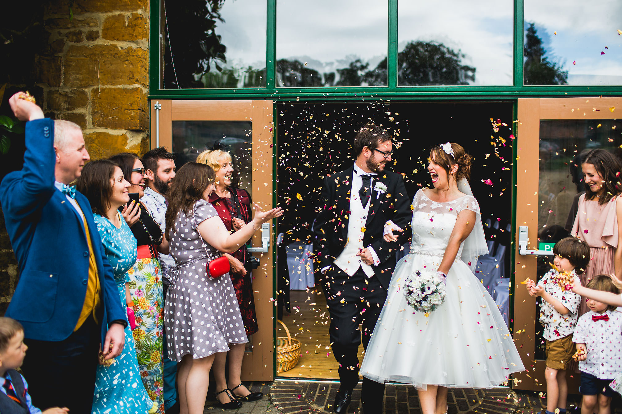 MyWed Editors Choice - Vintage Retro Confetti Picture