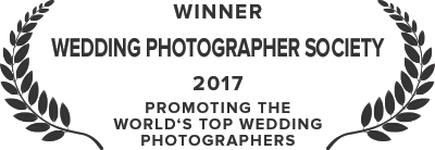 Wedding Photography Society Award - 2017