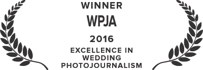 The Wedding Photojournalist Association - 2016