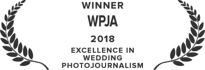 The Wedding Photojournalist Association - 2018