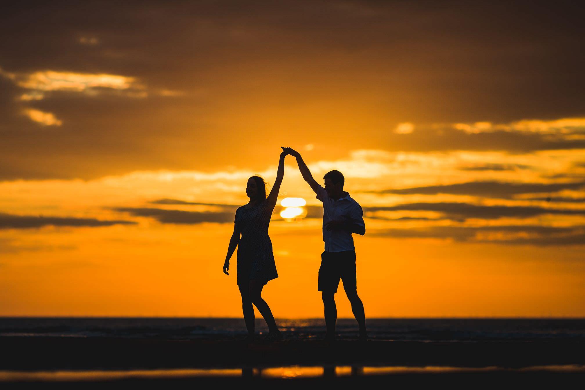 Wells-next-the-Sea Sunset