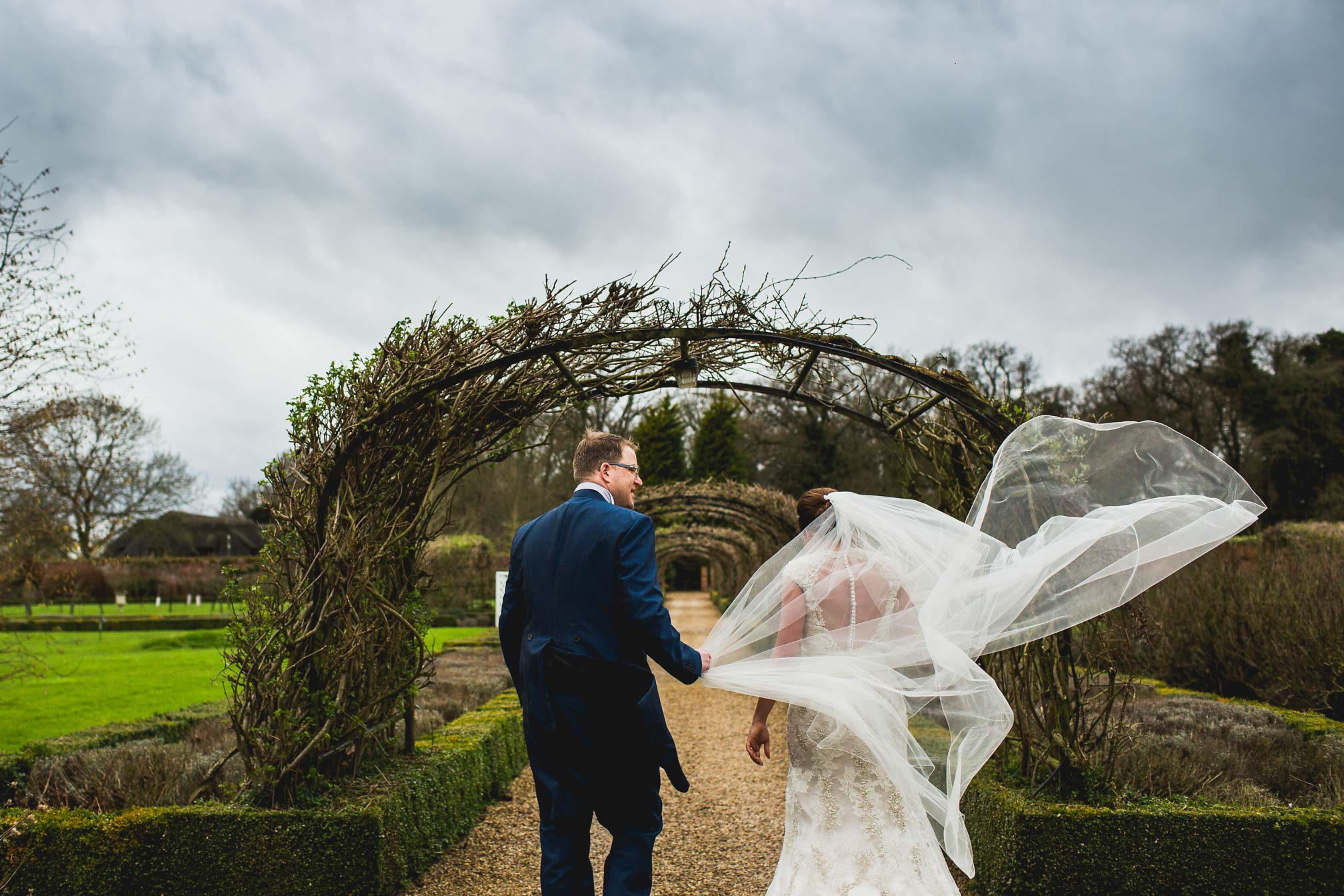 MyWed Editors Choice - Windy Wedding