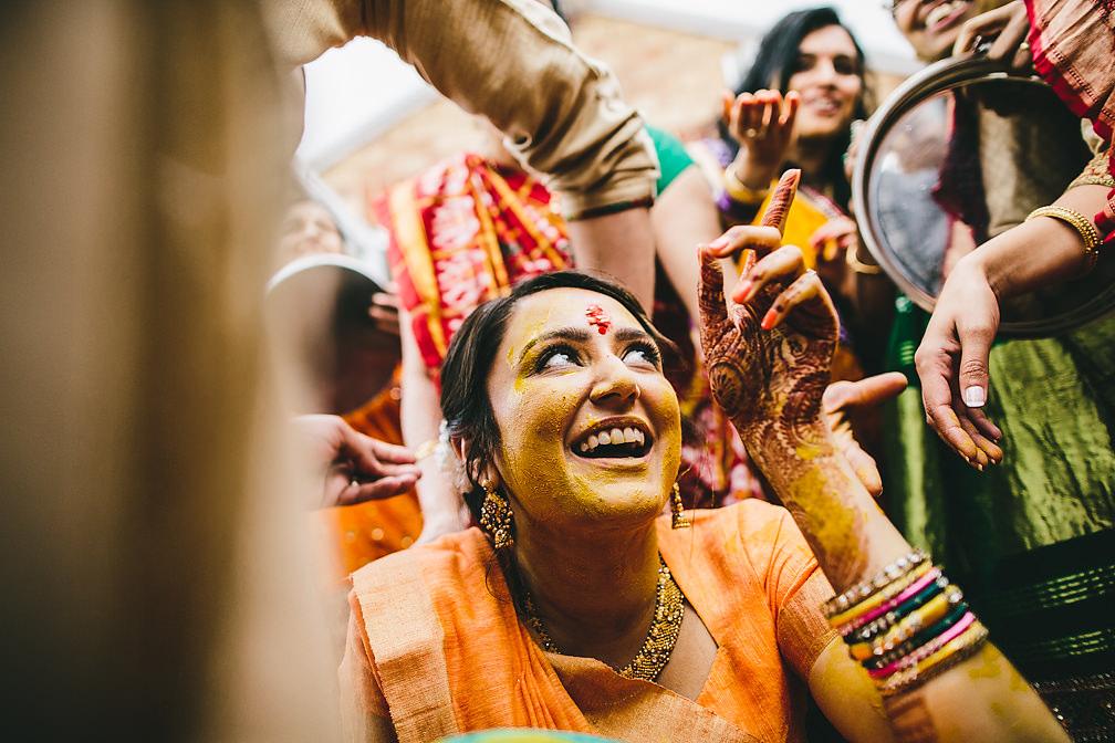 Woburn Abbey Sculpture Gallery Hindu Wedding Photography