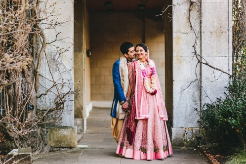 Woburn Abbey Sculpture Gallery Hindu Wedding Photography - Featured